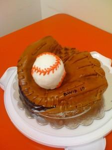 Baseball-glove